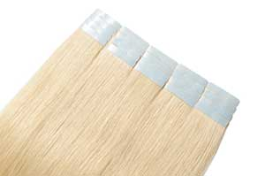 grade 6a remy tape in hair extensions